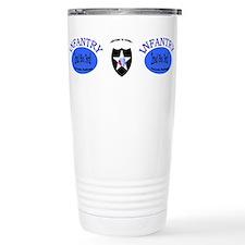 Cute Infantry division Travel Mug
