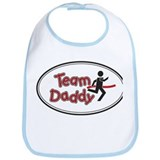 Team Daddy Bib