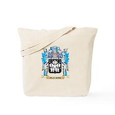 Unique Fleuron Tote Bag