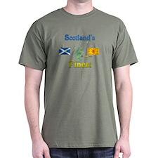 Scotland's Finest.(St Andrews):-) T-Shirt