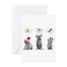 dog card Greeting Cards