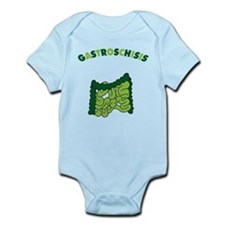 Cute Averys angels Infant Bodysuit
