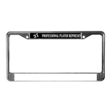 37 Hockey License Plate Frame