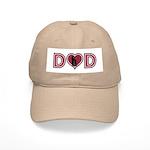 Dad Heart Cap