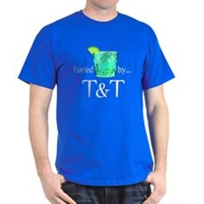 Fueled byT&T T-Shirt