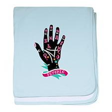 Psychic baby blanket
