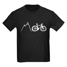 Mountain Bike White! T-Shirt