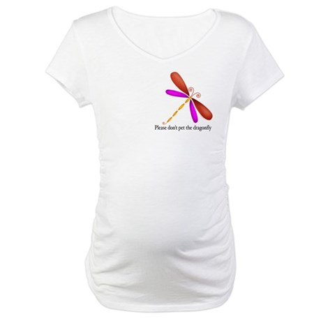 Dragonfly Maternity T-Shirt