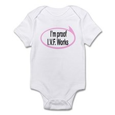 Proof IVF Works Baby/Toddler Onesie