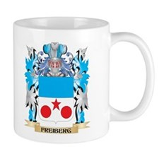 Freiberg Coat of Arms - Family Crest Mugs