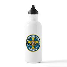 Swedish Medallion Water Bottle