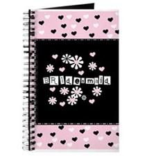 Hearts Bridesmaid Journal
