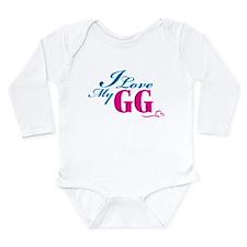 Unique Great grandma Long Sleeve Infant Bodysuit