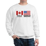 Engineered With American Parts Sweatshirt