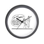 Gee Dad Swell Wall Clock