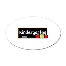 Kindergarten Wall Decal