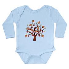Happy fall tree Body Suit