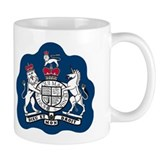 RAF Warrant Officer<BR> 325 mL Small Mug