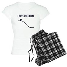 I Have Potential Energy Pajamas