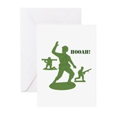 Hooah! Greeting Cards