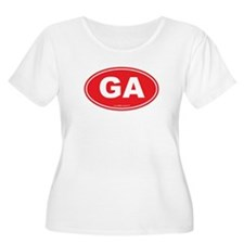 Georgia GA Eu T-Shirt
