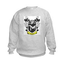 WHARTON Coat of Arms Sweatshirt