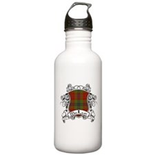 MacLean Tartan Shield Water Bottle