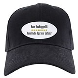 Hugged Ham Radio Operator Baseball Hat