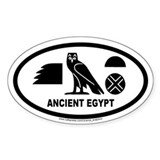 Ancient Egypt International Auto Decal
