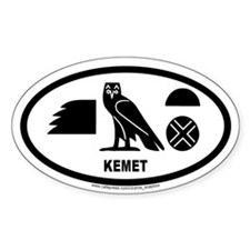Kemet International Auto Decal