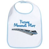 """Future Monorail Pilot"" Bib"