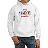 Its my 92nd Birthday (Clown) Hoodie