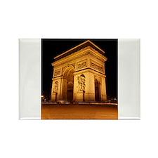 Arc de Triomphe Illuminated Magnets
