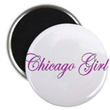 Chicago Girl Magnet