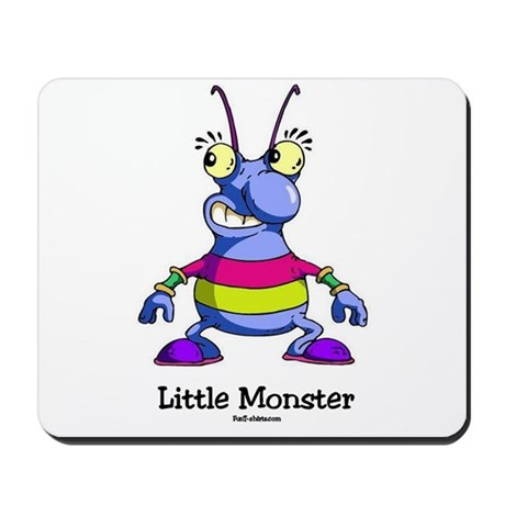 Little Monster Mousepad