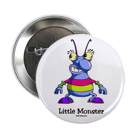 Little Monster Button