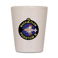 Funny Navy aircraft Shot Glass