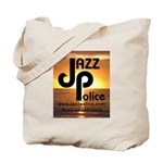 Jazz Police Tote Bag