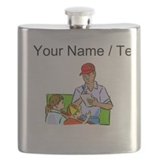 Custom Signing Autographs Flask
