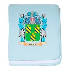 Funny Gill baby blanket