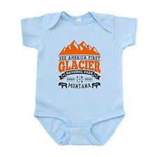 Glacier Vintage Infant Bodysuit