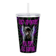 Ghost Adventures Acrylic Double-wall Tumbler
