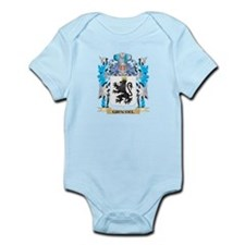 Giraudel Coat of Arms - Family Crest Body Suit