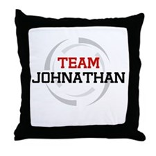 Johnathan Throw Pillow
