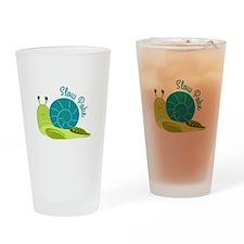 Slow Poke Drinking Glass
