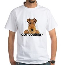 Welsh Terrier Cookies Shirt