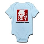 Lenin Infant Bodysuit
