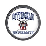 COTTINGHAM University Wall Clock