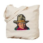 Movie Cowboy #1 Tote Bag