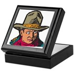Movie Cowboy #1 Keepsake Box